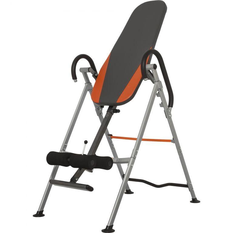 Gorilla Sports inverzní lavička, nastavitelná, 183 cm